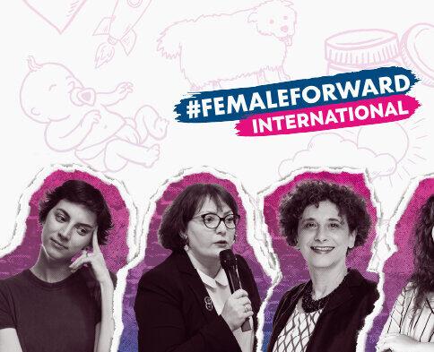 FemaleForwardInternational: ESEE